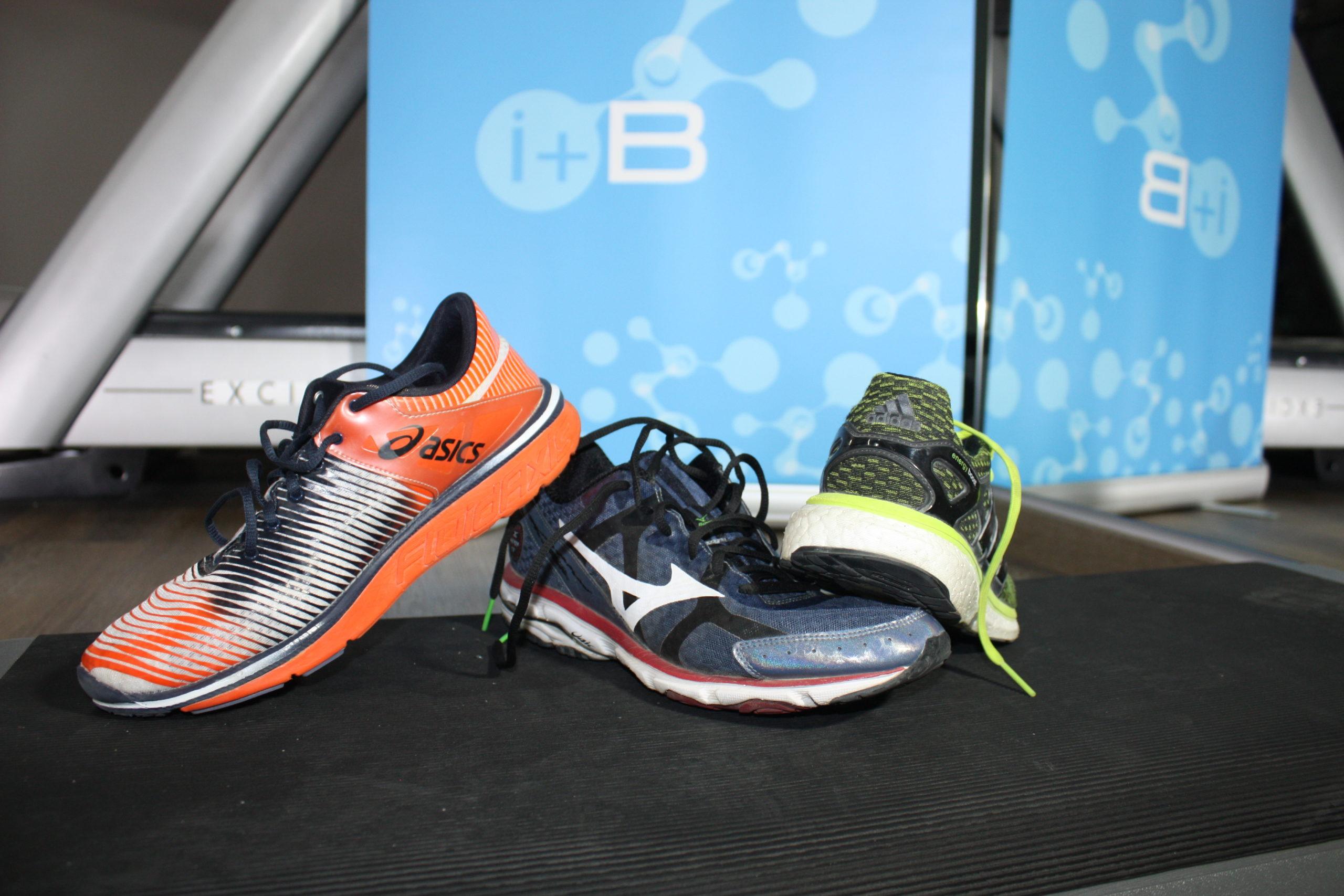 Curso de biomecánica de la zapatilla deportiva (running)